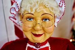 Old Lady (FunkadelicSam) Tags: art hilarious model thing