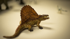 Dimetrodon (SheehanRaziel) Tags: dinosaur action figure papo dimetrodon dinsosaurs