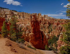 Bryce Pickaboo trail (swissuki) Tags: bryce brycecanyon picabootrail