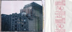 Fare thee well (Andrew M Gilmore) Tags: ireland dublin film polaroid fuji analogue instantfilm filmisnotdead fp100c polaroid600se polaroidweek2016