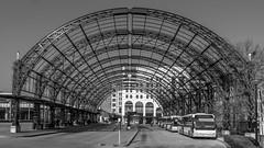 Busstop Heerlen (aj.lindeboom) Tags: 07straatfotografie