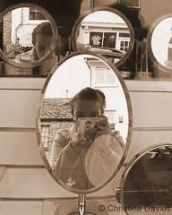 mirror (CrazyChrissie93) Tags: reflection me window shop mirror