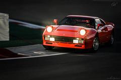 Nrburgring GP (Velvet Pines) Tags: speed photography ferrari gt gt6