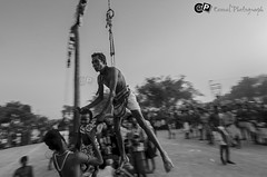 The Holy Spin (Tanmoy Das [https://facebook.com/casualphotograph]) Tags: gajon charak festivalswestbengal charak2016