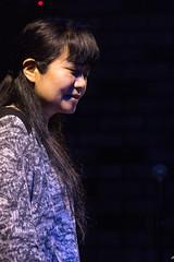 Satoko Fujii live at Cortez, Mito (Japan), 28 Apr 2016 -1000061 (megumi_manzaki) Tags: musician piano jazz improvisation pianist freejazz
