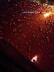 IMG_20160430_234909 rainy night Hong Kong 2016 (cinemousson) Tags: water car rain night hongkong noche agua drop voiture gotas coche nuit 2016