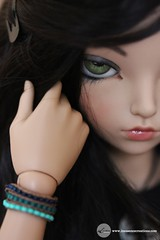 Fox Gaze (Tayma-Leigh) Tags: bjd fairyland mnf inessence minifee rheia inessencecreations