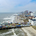 Steel Pier Atlantic City Aerial Photography