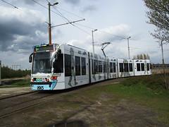 GVBA tram 2090 Diemen Sniep (Arthur-A) Tags: amsterdam tram asics streetcar tramway diemen strassenbahn electrico tranvia gvb combino tramvia gvba