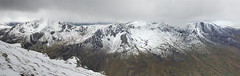 Wintry Carneddau 07 (Ice Globe) Tags: winter panorama white mountain snow mountains cold nature wales pen 35mm landscape frozen nikon view snowy scenic ole panoramic views wen snowing icy snowdonia yr wintry goch mynydd carneddau foel landsacpes perfedd d5100