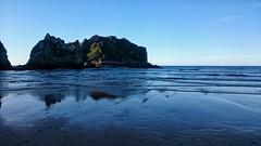 Atardecer en La Franca (josean0310) Tags: blue azul atardecer mar airelibre acantilados