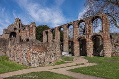 St Botolph's Priory (www.chriskench.photography) Tags: uk greatbritain england spring unitedkingdom britain gb fujifilm essex colchester englishheritage xt1 mirrorless kenchie chriskenchphotography wwwchriskenchphotography