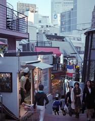 Pic0010 (exposurecontemplation.wordpress.com) Tags: film japan tokyo fuji pentax shibuya 6x7 400h
