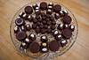 Some chocolates for you! (ineedathis,The older I get the more fun I have....) Tags: baking chocolates sweets darkchocolate buttercream chocolatier almondpaste chocolatecandy semisweet plater cordials coverture γλυκα caramelfilled σοκολατακια ζαχαροπλαστικη christmas2015 nikond750 χριστουγεννα2015 φονταν