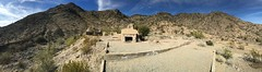 Lost Mine (Styggiti) Tags: camp arizona panorama mountain phoenix ruins desert pano panoramic southmountain