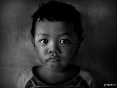 Little J (akurasai) Tags: boy portrait blackandwhite bw crying streetportrait cry