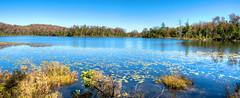 Soda Pond Panoramic.jpg (Upstate Dave) Tags: adirondacks designatedforests fivepondswilderness lakesandponds newyorkstate places sodapond 2013