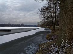 Ice Age - 001-0028_Web (berni.radke) Tags: schnee winter snow ice iceage eis mnster winterlandscape winterlandschaft aasee eiszeit