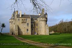 Chteau de Krouzr (Azraelle29) Tags: castle bretagne chteau finistre azraelle krouzr azraelle29 sonyslta99v