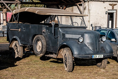 Phnomen Granit 1500 command car (The Adventurous Eye) Tags: car command 1500 wehrmacht granit phnomen