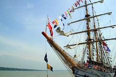 IMG_5568 (suryahardhiyana) Tags: ship naval surabaya kapal dewaruci koarmatim