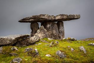 Ancient Celtic Burial Tomb