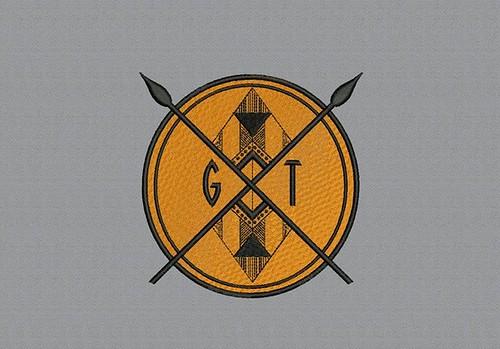 Grey Tusk Shield - embroidery digitizing by Indian Digitizer - IndianDigitizer.com #machineembroiderydesigns #indiandigitizer #flatrate #embroiderydigitizing #embroiderydigitizer #digitizingembroidery http://ift.tt/20I742E