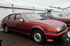 SNY 969Y (Nivek.Old.Gold) Tags: auto 2000 rover aca 1983 sd1