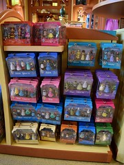 Disneyland Visit - 2016-02-07 - Downtown Disney - Princess Dept. - Mini Figure Playsets (drj1828) Tags: us disneyland visit downtowndisney 2016