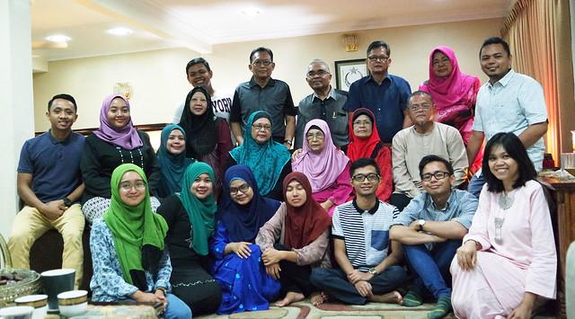 Raya @ Mak Uda's (2015)