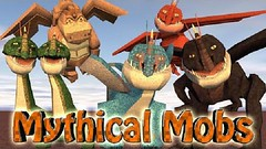 MLP Mythical Creatures Mod 1.7.10 (doikhongnhumo) Tags: game 3d minecraft