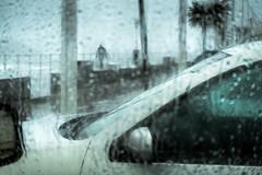 llueve (Ramn Medina) Tags: blur window car rain drops lluvia gijn asturias gotas coche cristal ventanilla desenfocado desdeelcoche alotrolado traselcristal fujistas