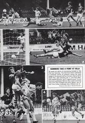West Ham United vs Everton - 1984 - Page 20 (The Sky Strikers) Tags: park west hammer canon one official kodak united ham division league programme upton everton