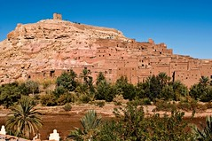 Kasbah Ait Ben Haddou - Ouarzazate- Marocco (rosella sale) Tags: travel fiume natura marocco viaggi ouarzazate palme viaggio kasbah fango aitbenhaddou kasbahaitbenhaddou patrimoniounesco abitazionidifango fiumeounila