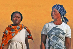 Togo, Kara region, women #Tg (bilwander) Tags: travel women african solo westafrica togo togolese bilwander tg