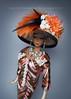 Custom Classic Outfit for A Silkie Girl (Culte De Paris) Tags: paris floral de miniature outfit dolls african ooak barbie silk hats lingerie suit fabric accessories brunette custom fashionista diva mattel culte silkstone