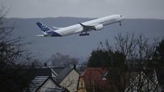 F-WXWB (Breitling Jet Team) Tags: basel airbus flughafen bsl industries mlh euroairport a350 fwxwb