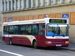 Kingsley Coaches 109 (Y182CFS) - 08-02-16 (peter_b2008) Tags: buses transport dennis spd 109 182 kingsleys lothianbuses plaxton birtley dartslf buspictures superpointer kingsleycoaches y182cfs