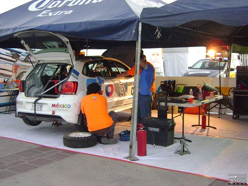 WRC Rally Guanajuato México 2016 - Viernes 4 de marzo - Rally Campus 043