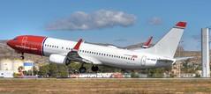 LEAL 737-800 NORWEGIAN LN-NGR (Manuel Maas) Tags: alicante boeing 737 leal