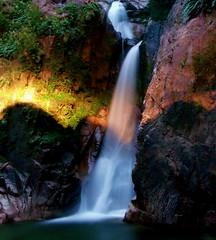 Cascada (Franco Esteban C.) Tags: chile naturaleza cascada