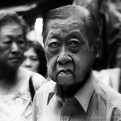Singapore (ale neri) Tags: street portrait people blackandwhite bw asian singapore chinatown streetphotography aleneri alessandroneri