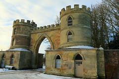 Duns Castle Gateway