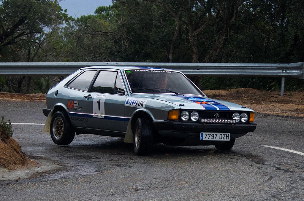 VOLSWAGEN SCIROCCO 1980 27022016 IGP6429 Manolo Serrano Caso Tags Rally Scirocco