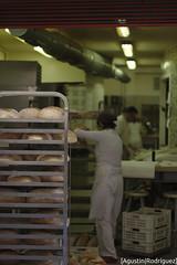 Panadera artesana (agurodmar1) Tags: canon bread 50mm sevilla traditional artesanal seville bakery panaderia yongnuo