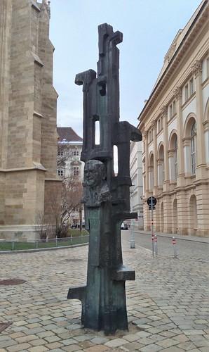 Leopold Figl Denkmal