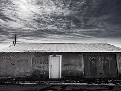 Abandoned shop, Truchas, New Mexico (Trent9701) Tags: travel newmexico rural truchas trentcooper