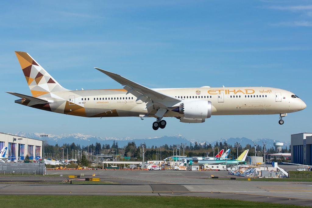 The World's newest photos of 7879 and etihadairways - Flickr