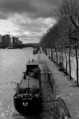 IMG_8824 (SylvainDupuyPhotos) Tags: blackandwhite bw paris tour noiretblanc nb pniche toureffeil effeil effeiltower
