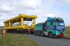 Allelys (A9 AWM) Tags: wick caithness towhead wester subsea7 heavyhaulage allelys